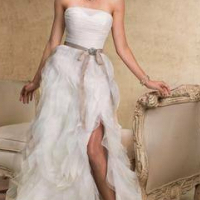 Maggie Sottero wedding dress imported