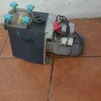 pump in good working condition
