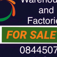 Freestanding fully tenanted factories for sale.