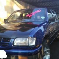 2001 Isuzu KB200 LE Petrol Dbl cab