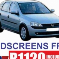 Opel Windscreens and all Auto Glass