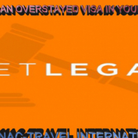 Do you have an overstay visa in your passport?