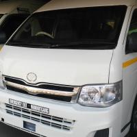 Toyota Quantum GL 2011