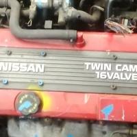 HONDA CA18 FUEL INJECTION ENGINE