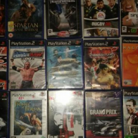 Games-Ps2, Ps3, xbox and pc