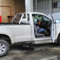 R150 Bakkie hire for all your Moval