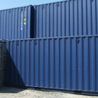New & Pre-owned Cargo Shipping Containers