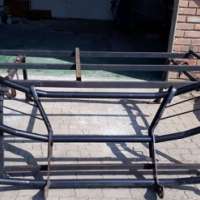 Bull bar and bakkie rack