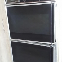 Defy double door oven