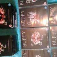 Original Buffy and Angel (Limited Edition) DVD Box Sets