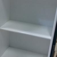 Pine File Rack 900 x 600 - White