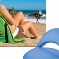 Beach chair / pavilion chair new