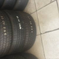 265/60 r18 x 4 Continental Tyres(85% tread) 0847343807