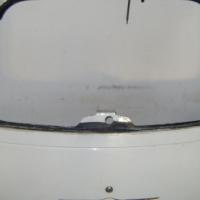 Tail gate door shell for PT Cruiser