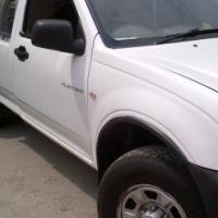 Isuzu KB250D Fleetside single cab