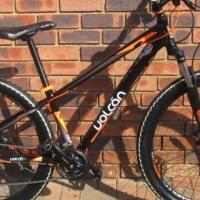 29er VOLCAN mountain bike