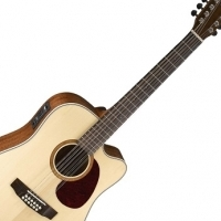 CORT MR710F-12NS ACOUSTIC ELECTRIC 12STRING GUITAR new
