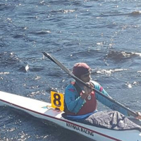 Sponsor wanted for SA canoeist.