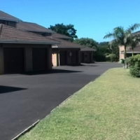 Furnished facebrick townhouse two kms from the main beach in Richards Bay