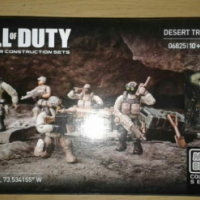 Call of Duty Mega Bloks Collector Sets