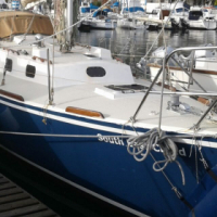 Urgent 33' Peterson sailboat for sale