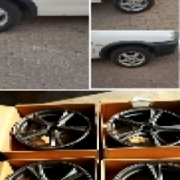 17 inch mags wheels    whatsapp 0727833777