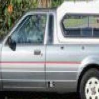 1992 Mazda Drifter Bakkie