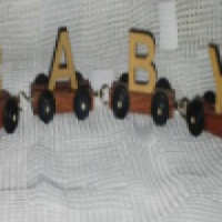 Train Letters