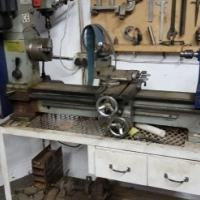 HQ800 Lathe, Drilling & Milling Machine