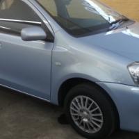 Toyota Etois urgent sale