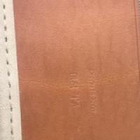 Louis Vuitton soft suit case