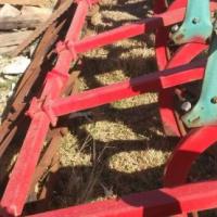 Kverneland CLC EVO 13 tand met rollers