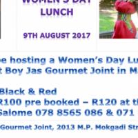 Women's Day Lunch