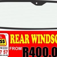 Car rear windscreens special!