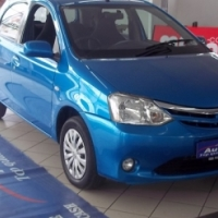 2012 toyota etios 1.5xi with 86000km for +- R2700p/m t's & c's apply