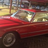 Mercedes Benz 1980 450SLC For Sale