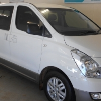 Hyundai 2.5 CRDi H1 Auto