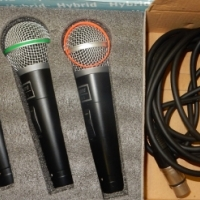 D-1 Hybrid Microphone