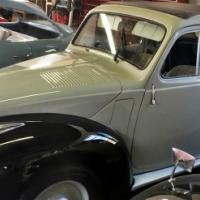 1953 Fiat 500 TOPOLINO Transformabile