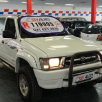 2001 Toyota Hilux 2700i 4x4 dc