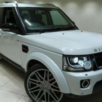 Land Rover Discovery 4 SDV6 Landmark