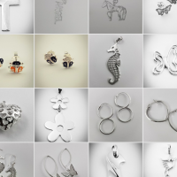 Stunning Sterling Silver Jewellery