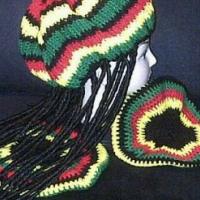 Rasta. Beanie(s) Hat