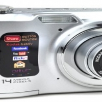 Kodak 14 MegaPixel Digital Camera With 5x Optical Zoom