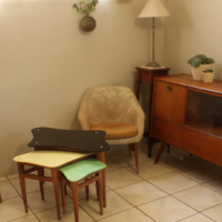 EASTWOOD: Furnished one bedroom garden flat with private garden