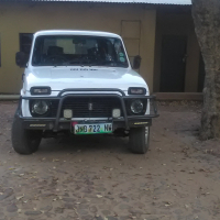 Lada niva 4x4 swop for musso