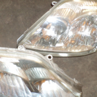 Corolla headlights