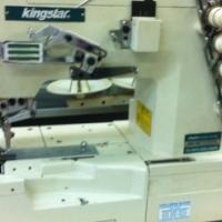 Kingstar industrial Coverseam machine ( Africa Sewing Machines )