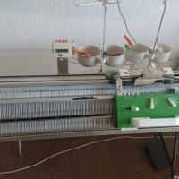 Wanted Knitting Machines
