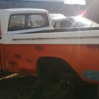 1967 dodge camper van ,50 years old ,needs lots of attention ,not neg 0740666021 AK